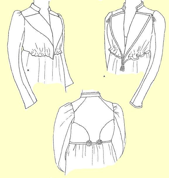 Early Spencer Jacket